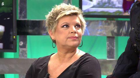 Terelu se pone chula en 'Sálvame' y se niega a ver el tartazo de Carmen Borrego