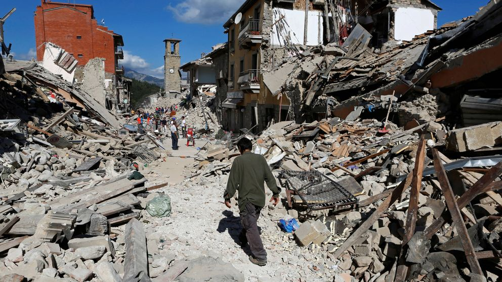 Por qué el terremoto del centro de Italia ha sido tan destructivo