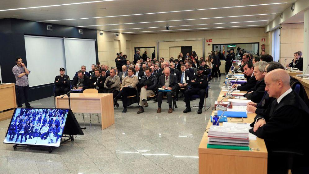 Foto: Imagen del juicio de Bankia (Efe)