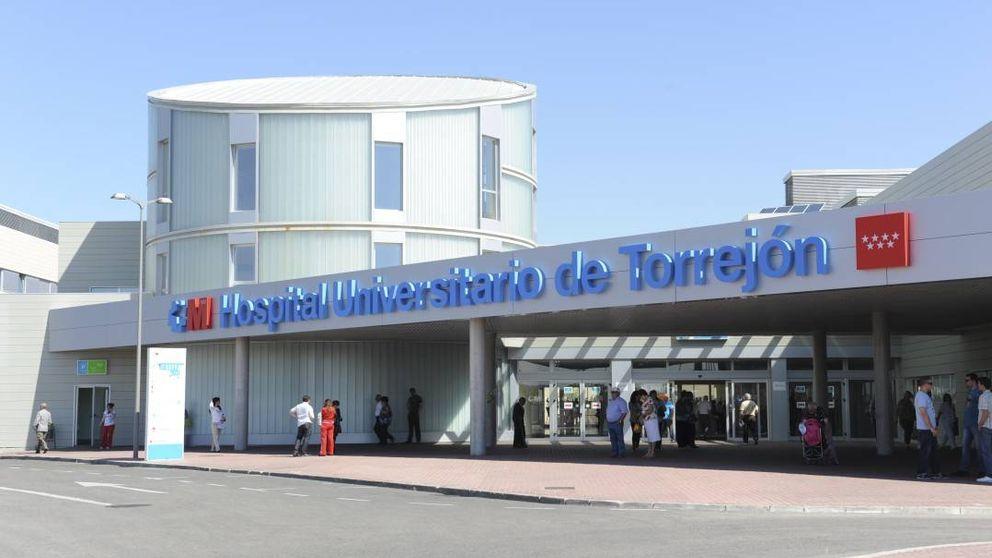 Goteo de quejas de trabajadores del Hospital de Torrejón por los casos de coronavirus