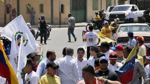 Guaidó denuncia haber sido víctima de un ataque: Mi vehículo recibió nueve balazos
