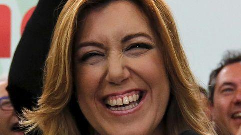 Susana Díaz, presidenta del PSOE andaluz, fan de 'Supervivientes'