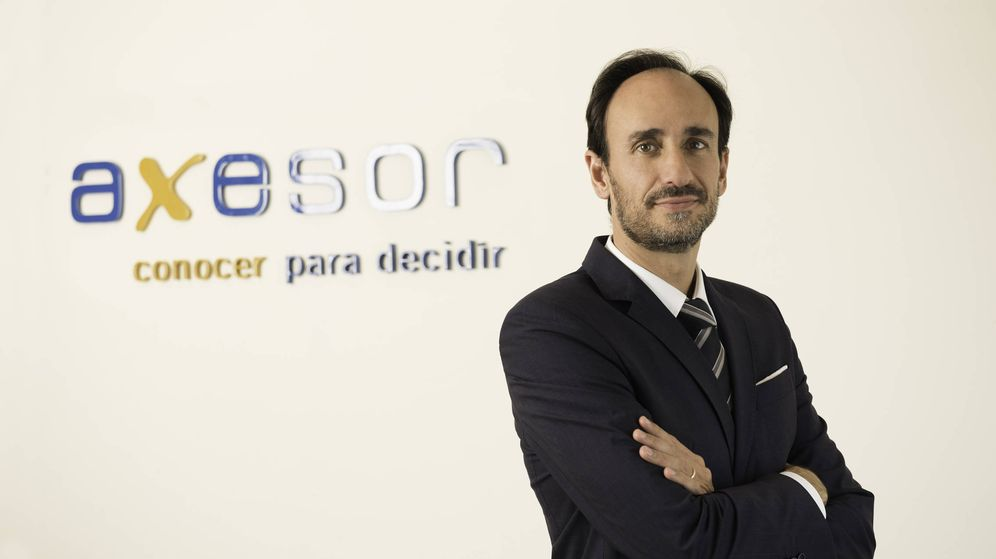 Foto: Dionisio Torre, director general de Axesor.