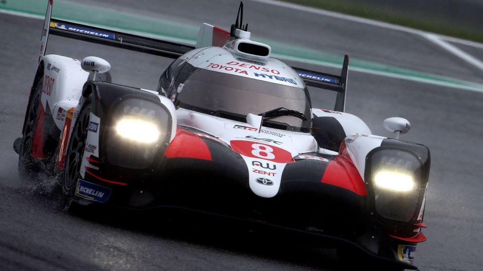 WEC: la lotería de las 6 Horas de Spa... ¿que le viene bien al Toyota de Fernando Alonso?