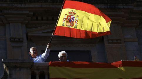 Directo   El Rey preside la Fiesta Nacional entre una marea de banderas de España