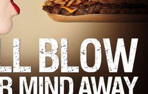 """La publicidad y el sexismo, otra vez: """"Burger King  me violó la cara"""""""