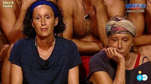 'Supervivientes' - Tremenda bronca entre Dulce y Mila por el papel higienico