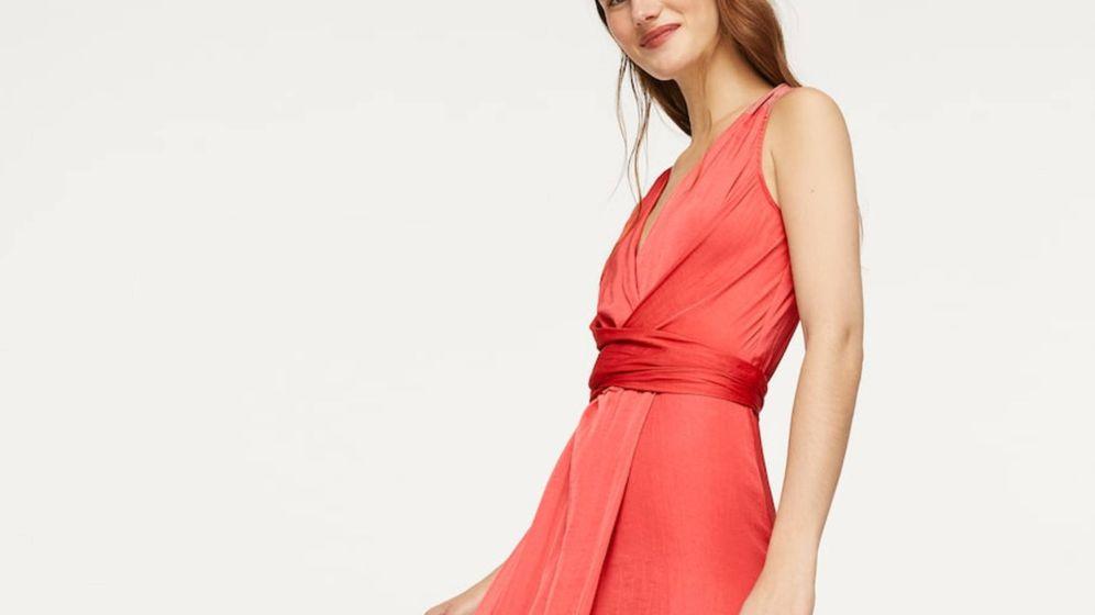 Foto: El nuevo vestido de Oysho. (Cortesía)