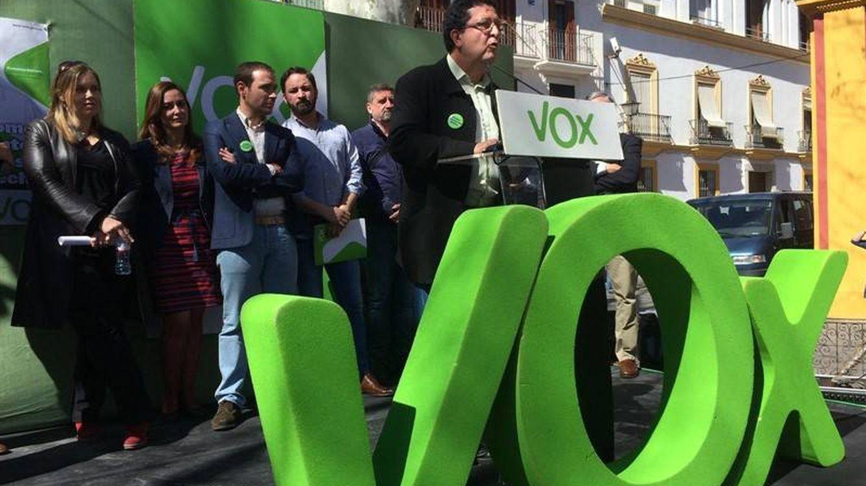 Vox decide presentarse en Andalucía: el juez Serrano, favorito a ser candidato