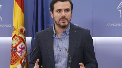 Garzón insta por carta a Ana Pastor a poner fin al juego antidemocrático del Congreso