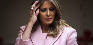 Post de Melania Trump ejerce de 'madre' en el día de San Valentín sin Donald Trump