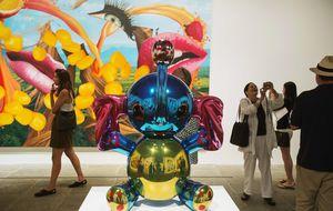 Jeff Koons, el gran timo del artista vivo más caro del mundo