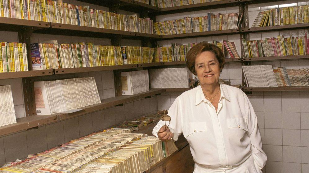 Foto: Corín Tellado en una imagen de archivo. (Getty)