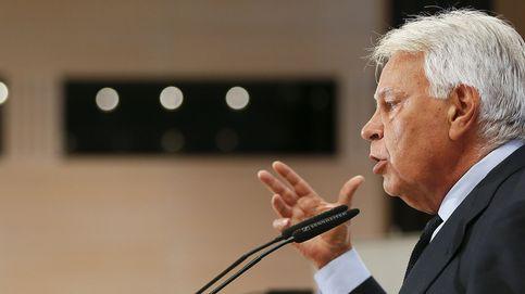 Felipe González cree que Susana Díaz tiene fuerza y coraje