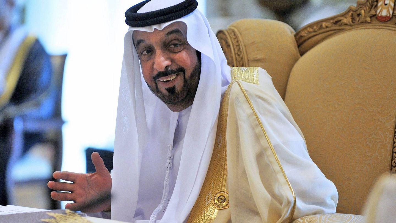 El jeque Jalifa bin Zayed Al Nahayan, en una imagen de archivo. (EFE)
