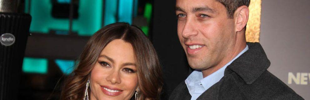 Foto: Sofía Vergara, comprometida con su novio Nick Loeb