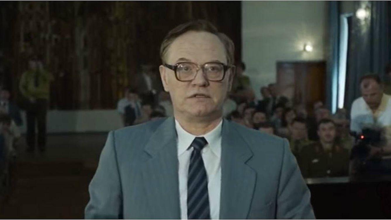 Foto: Imagen del juicio final, en 'Chernobyl'. (HBO)