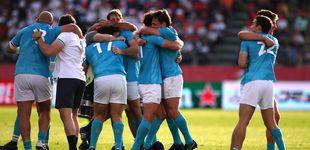 Post de Mundial de rugby: una melé de 985 kilos, una sorpresa inesperada y el 'chollo' del Grupo C