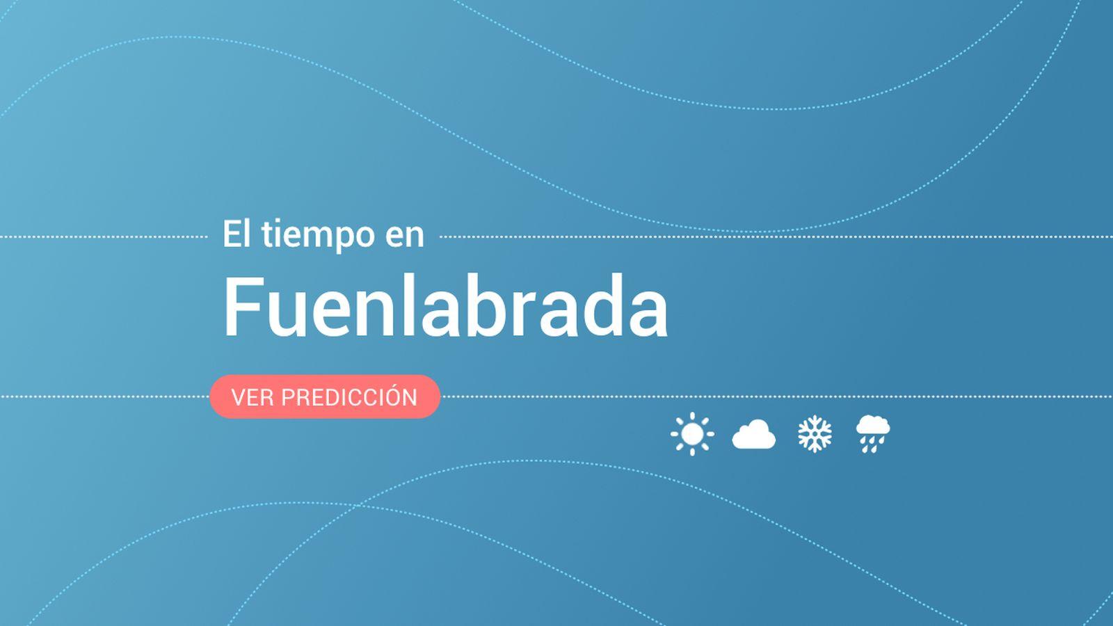 Foto: El tiempo en Fuenlabrada. (EC)
