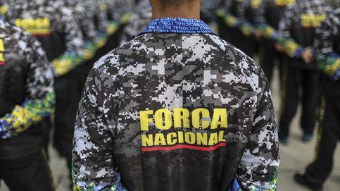 Un tiroteo con la policía brasileña en Maracaná acaba con un hombre muerto