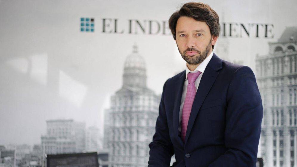 Foto: Pablo Caño, nuevo consejero delegado de 'El Economista'. (El Independiente)