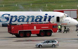 La Generalitat asume toda la culpa por Spanair y ofrece 50 millones