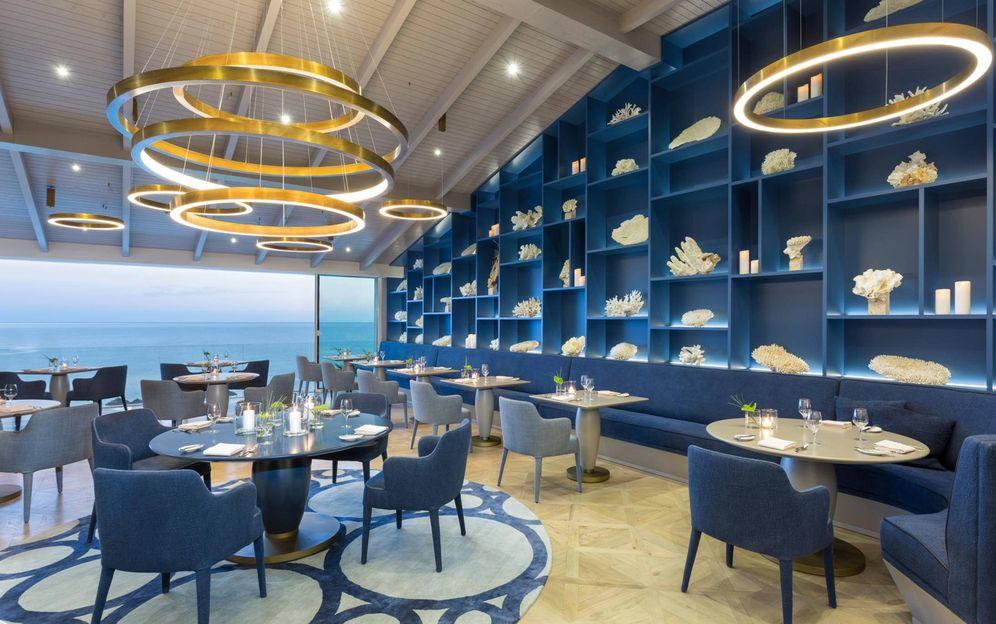 Foto: El restaurante Ocean te espera en Portugal, en el Algarve. (Cortesía)