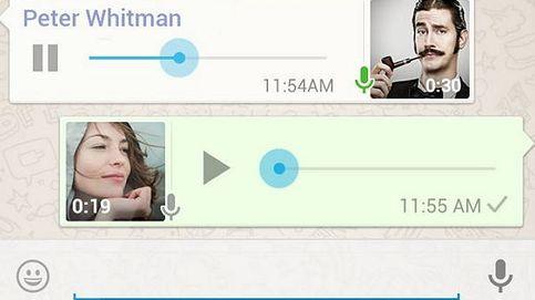 WhatsApp te dejará por fin grabar notas de voz sin mantener pulsado el botón ¿Cómo?