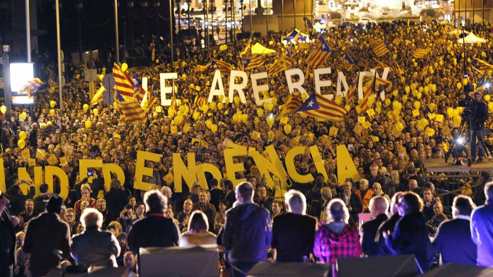 Òmnium acepta el reto y propone crear la 'Lista por la Independencia'