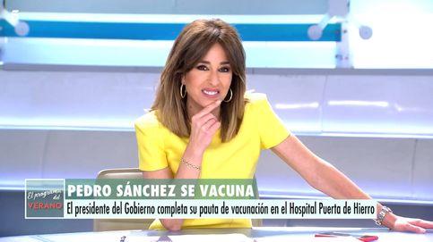 El 'zasca' de Terradillos a Sánchez: A ver si va a ser reacción de la segunda dosis