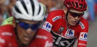 Post de ¿Dónde está Froome, que no lo veo? Demasiados jerseys rojos en la Vuelta