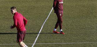 Post de Torres inicia otra titánica carrera para renovar... si se lo permite Simeone