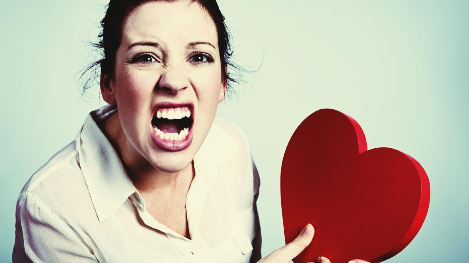Foto: Ninguna es gritar ni enfurecerse. En lo que a venganzas se refiere la gente se lo curra bastante más. (iStock)