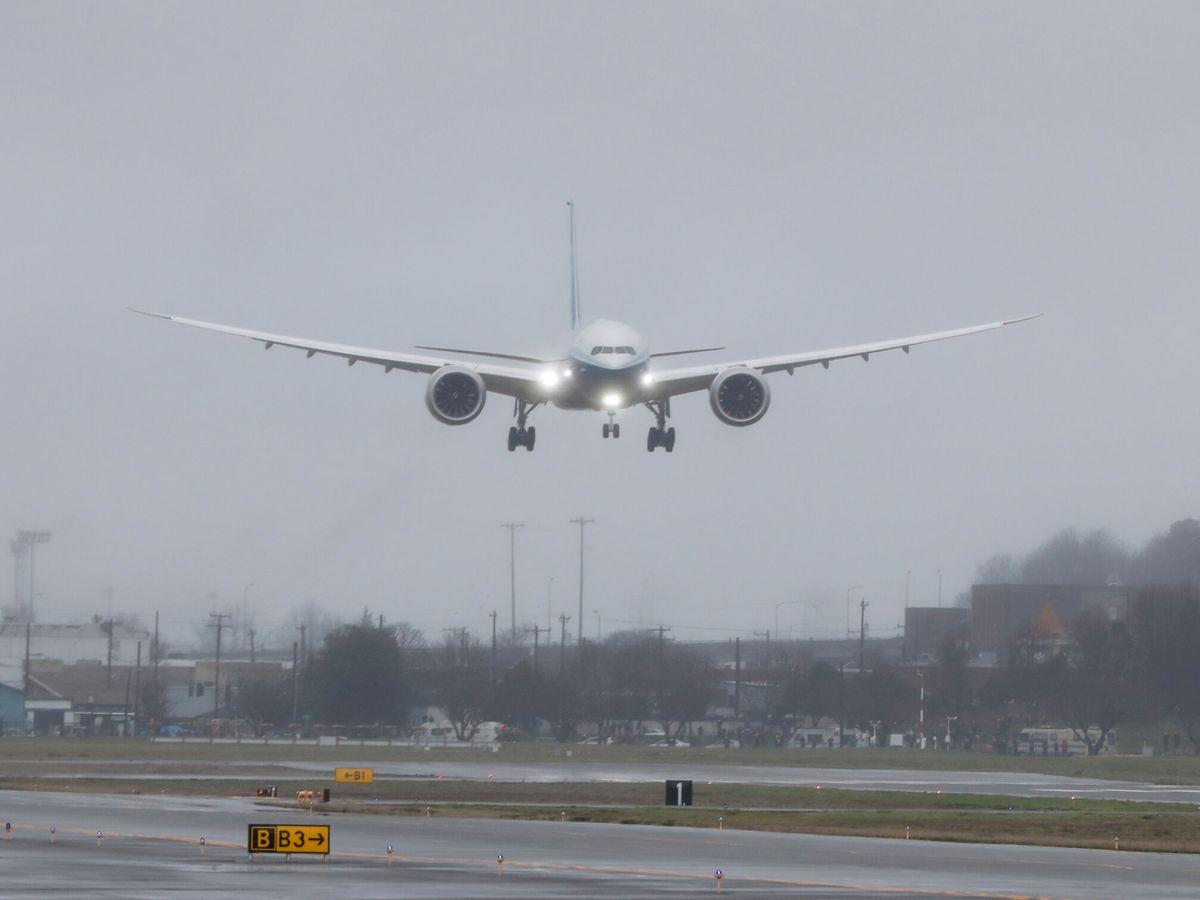 Foto: Un avión de Boeing. (Reuters)