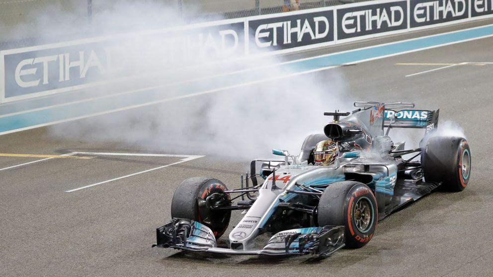 ¿Qué hay tras los 'donuts' de Alonso y Hamilton que llegaron a prohibirse?