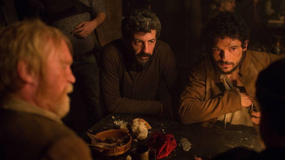 Primeras imágenes del rodaje de 'La peste' (Movistar+)