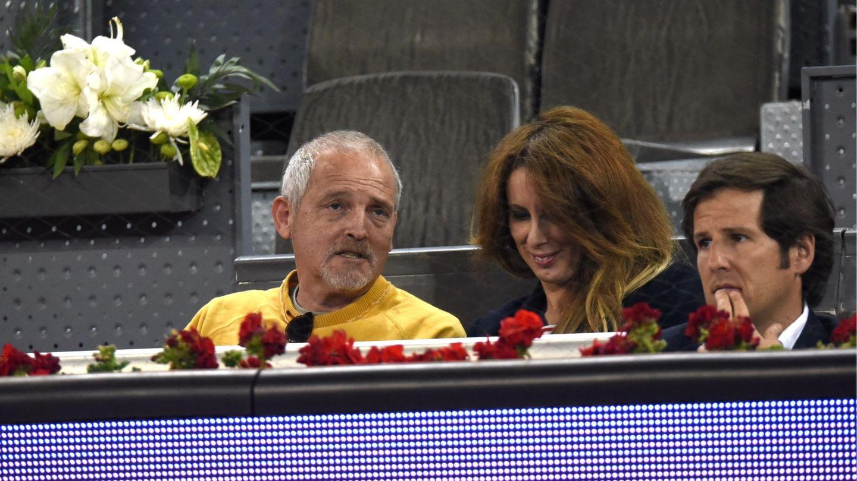 Jordi Rebellón, en el Mutua Madrid Open de Tenis. (Cordon Press)
