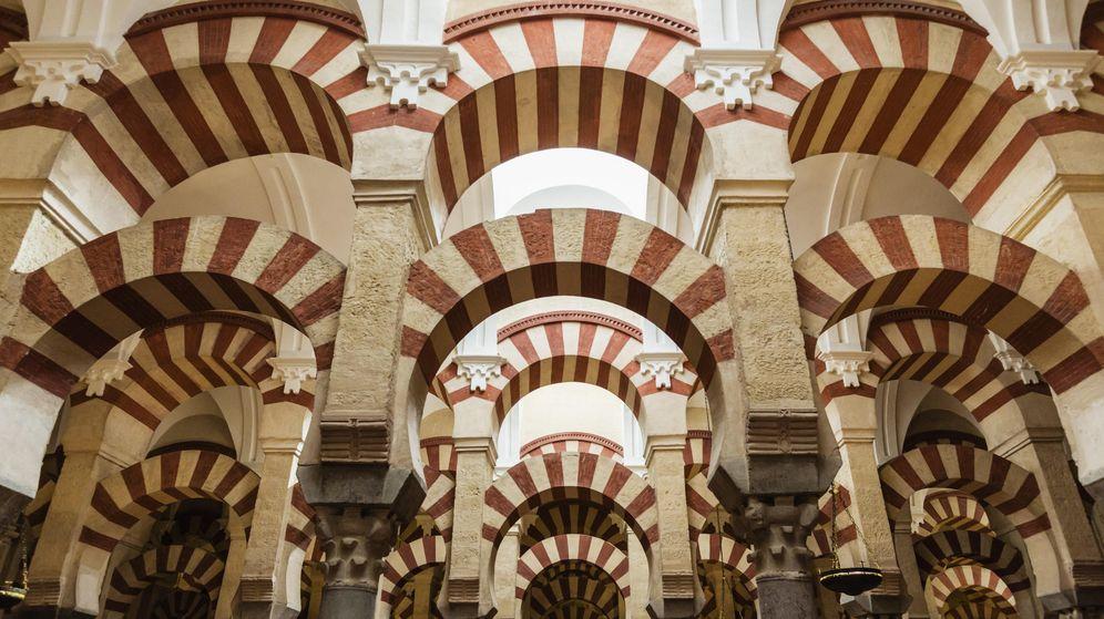 Rosa aguilar insiste quiere que la mezquita de c rdoba for Interior mezquita de cordoba