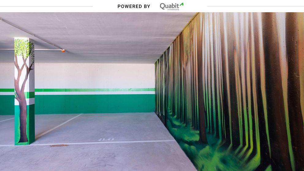 El arte de las zonas comunes: Quabit incluye decoración de diseño en sus promociones