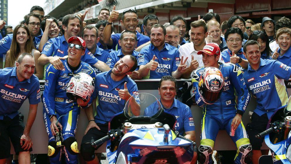 Hito de Aleix Espargaró: pole en Moto GP y récord en el Circuito de Cataluña