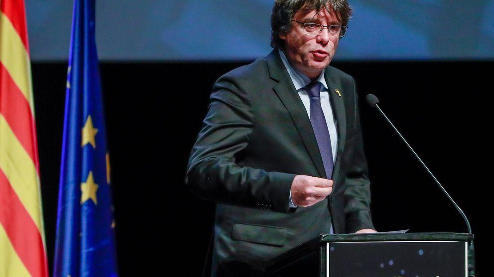 'Guerra sucia' en el independentismo: Puigdemont quiere a la Crida en las europeas