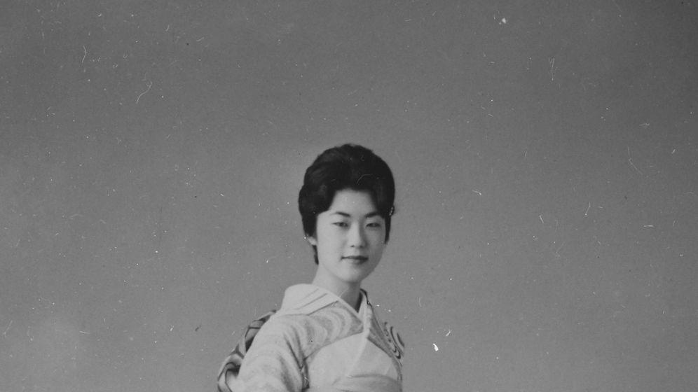 Foto: Takako en una imagen de archivo de 1960. (Cordon Press)