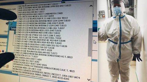 Dentro del hospital con más ingresos de covid-19: Está muriendo gente joven