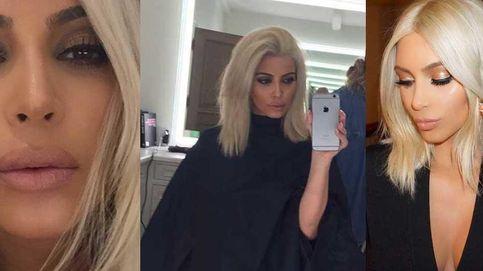El secreto de Kim Kardashian para estar perfecta en sus 'selfies'