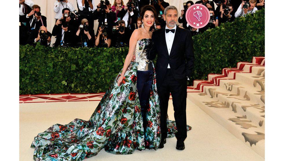 De Amal Clooney a Rihanna, las peor y mejor vestidas de la gala del MET 2018