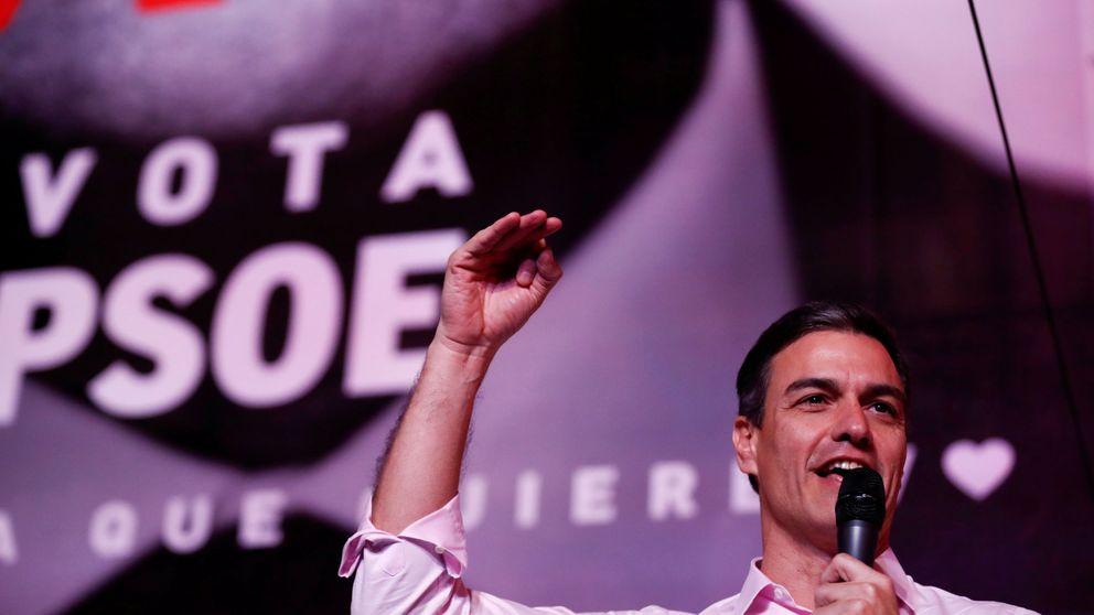 El PSOE explotará la marca Sánchez para evitar la desmovilización el 26-M