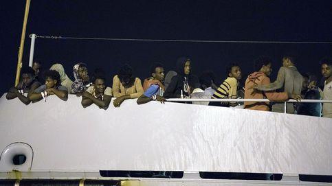 Italia autoriza un desembarco de inmigrantes