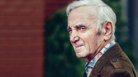 Aznavour, la leyenda viva de la canción francesa, regresa a España