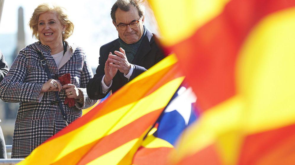 Foto: Artur Mas tras declarar por el 9-N. (Reuters)