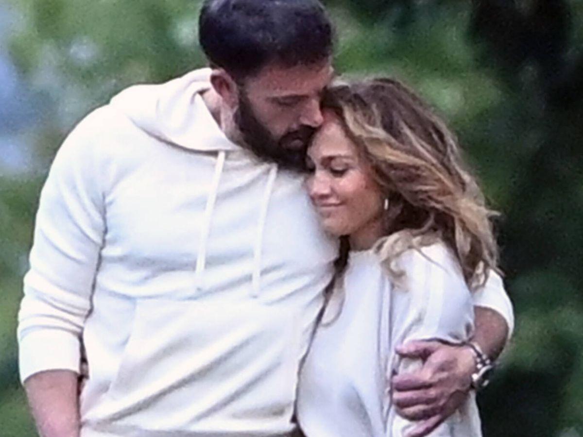 Foto: Ben Affleck y Jennifer Lopez no ocultan su relación. (Gtres)